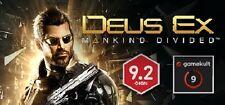 Deus Ex: Mankind Divided - Steam-Key [Steam Key]