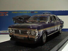FORD FALCON XY GTHO 1:24  LIMITED EDITION 1 OF 2500 OZ LEGENDS WILD VIOLET