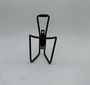 Specialized Black Water Bottle Cage Aluminum Bolt On Made In Japan Mountain Bike