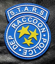 Resident Evil S.T.A.R.S RACCOON Patch (3D-PVC Rubber-MTR1)