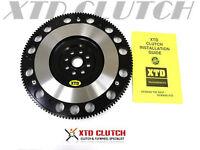 XTD RACING CHROME MOLY FLYWHEEL fits 05-11 LEGACY GT 06-13 IMPREZA WRX 2.5L