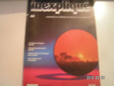 **a inexpliqué n°60 énigme de Kaspar Hauser / Tempête de feu sur la Sibérie