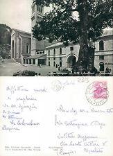 MONTEVERGINE (AV) m. 1400 - VEDUTA DEL SANTUARIO            (rif.fg. 2315)
