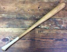 """Vtg 1970s Willie Davis Angels 32"""" H&B Louisville Slugger Cracked Baseball Bat"""