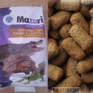 Mazuri Tortoise Diet 100g. All Things Tortoise Pellet Food