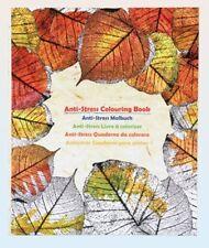 Anti-Stress Malbuch Erwachsene Zeichenblock Entspannung Meditation 120 Blatt