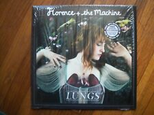 FLORENCE AND THE MACHINE----LUNGS--180 GRAM VINYL ALBUM