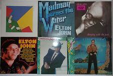 LOT DISQUES 33T SPECIAL ELTON JOHN