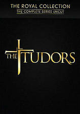 Tudors Royal Collection, New DVD, The Complete Series Uncut