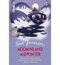 Moominland Midwinter by Tove Jansson (Hardback, 2010)