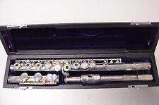 E.F. Dean DF4SLG Flute, Brand New, French Model, 'C' Foot
