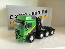 MAN E 2000 600 PS Schwerlastzugmaschine von Conrad 6101 1:50 OVP