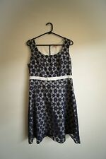 "Sleeveless ""Review"" Dress Size 12"