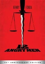 12 Angry Men 50th Anniversary Edition Region 1 DVD