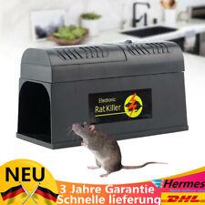 8000V Elektronische Mäusefalle Rattenfalle Elektrische Mausefalle für Garten DE