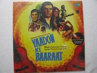 Yaadon ki Baaraat R R BURMAN Hindi LP Record Bollywood India Mint-1354