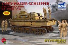 Bronco CB35020 1/35 Land-Wasser-Schlepper (LWS) Late