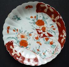 Assiette en porcelaine IMARI Chine Japon 19e siècle 19th century Japan