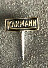 KARMANN CAR LAPEL STICK PIN BADGE