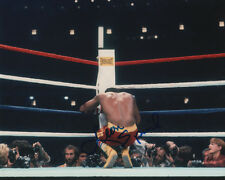Leon Spinks Boxing Heavyweight Champion SIGNED 8x10 Photo COA!