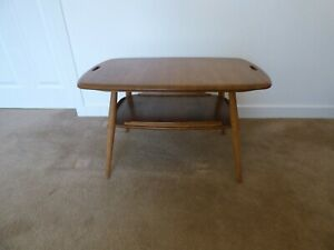 Ercol Butlers Tray/Coffee Table 457