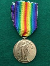 WW1 VICTORY MEDAL (1914-1919) to 2.LIEUT J.MYERS