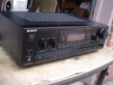 Sony STR-D590 4-Channel 60 Watt Stereo Receiver