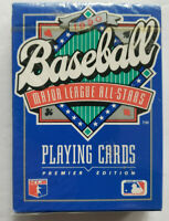 VINTAGE - 1990 MAJOR LEAGUE BASEBALL ALL STARS PLAYING CARDS - FREE SHIPPING!!!