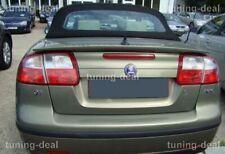 Spoiler passend für Saab 9-3 2002-2007 Cabrio Spoiler Heckspoiler Neu
