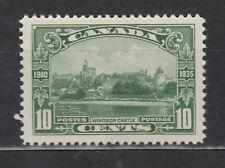 1935 #215 10¢ WINDSOR CASTLE KING GEORGE V SILVER JUBILEE ISSUE F-VFNH