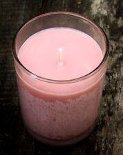 40hr CREME BRULEE Triple Scented ECO SOY Jar Candle Caramel Vanilla Custard Gift