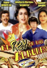 """El Rey De Los Albures"" *DVD NEW & Sealed* Pedro Infante Jr., Resortes  (1982)"