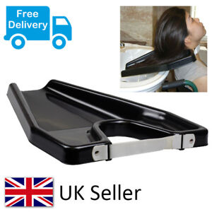 Shampoo Tray Basin Washing Hair Portable, Ideal for Wheelchair Users, Neck Curve