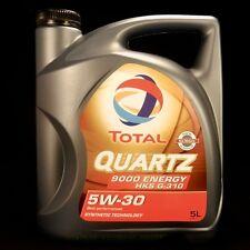 Total Quartz 9000 Energy HKS G-310 5W-30 5L - Kia, Hyundai - Ottomotoren-Benzin