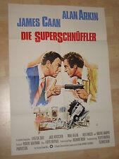 DIE SUPERSCHNÜFFLER -Kinoplakat A1- Freebie and the Bean - Alan Arkin James Caan