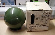 15# 3oz, Manhattan Rubber 1982 PROMAKER Green Rubber, made by Ebonite