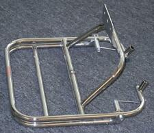 Vintage Vespa 125 Primavera ET3 50 Special chrome folding rear luggage rack #32C