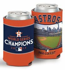 2017 World Series Champions Houston Astros Can Cooler 12 oz. Koozie