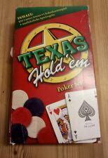 Texas HOLDEM Poker Set ASS Altenburger NEU