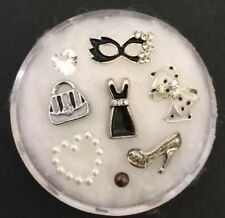 Floating Charm Set~*~Fabulous DIVA Princess Glamorous~*~Living Memory Locket