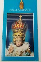 Vintage Infant of Prague Figure Used by Machinist Entire Career