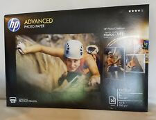HP CR696A Advanced Photo Paper  66 lbs.  Glossy  13 x 19  20 Sheets/Pack