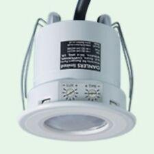 Danlers bathroom splash proof flush mounted PIR motion sensor switch 6A (1500W)