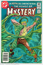 HOUSE OF MYSTERY #301 VG-FN JOE KUBERT CVR CLASSIC BRONZE AGE HORROR 1982