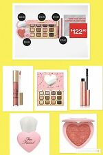 New Too Faced Funfetti Collection! Palette,Blush,Mascara,Brush And Gloss ❤️❤️❤️