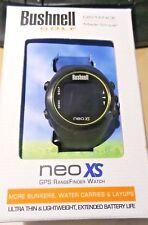 BUSHNELL NEO XS GOLF GPS RANGEFINDER WATCH W. CHARGER 368550