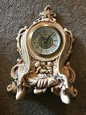 Narco Glass Mantel Clock