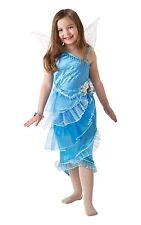 Fasching Karneval Kostüm - Tinkerbell Fee Silberhauch - Gr. 104 (3 Jahre) - NEU