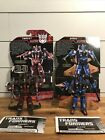 Transformers Conehead Seekers  Dirge & Thrust.  Complete. Chug G1 Style Classics