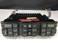1992-1995 Mercedes W140 HVAC Heater AC Climate Control Unit 1408302085
